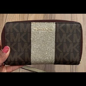 Michael Kors Jet Set Phone wallet